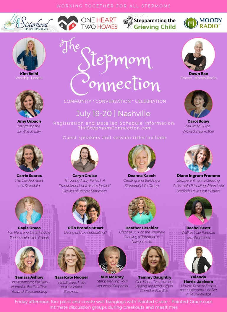 Stepmom Connection 2019